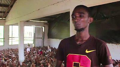 En Guinée, des migrants retrouvent un espoir dans des fermes