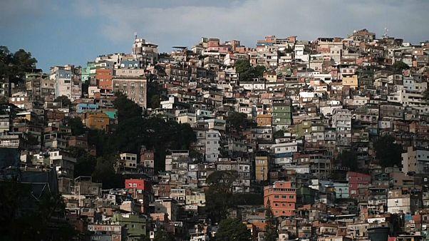 Туризм с риском для жизни в фавелах Рио