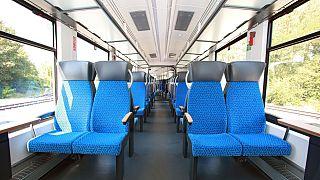 Hidrogénmeghajtású vonatok Németországban