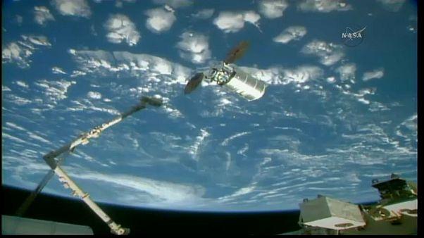 فضاپیمای سیگنوس به ایستگاه فضایی بینالمللی رسید