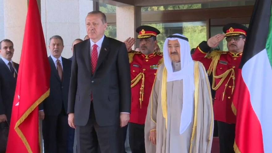 Erdoğan'dan kritik Körfez ziyareti