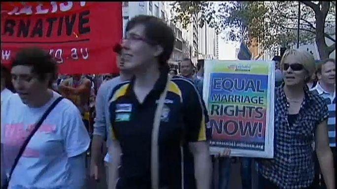 Australia votes in favour of same-sex marriage