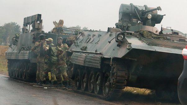 Командующий армией Зимбабве выступил против Мугабе