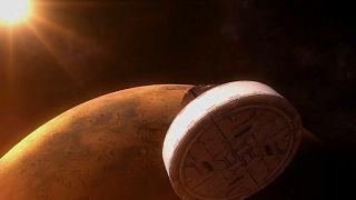 United Arab Emirates sets its sights on Mars