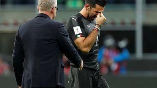 Buffon visszavonult a válogatottól
