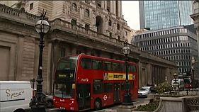 Royaume-Uni : l'inflation plus faible que prévu