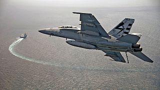 Κύπρος: Τουρκικά μαχητικά πέταξαν πάνω από την Λευκωσία