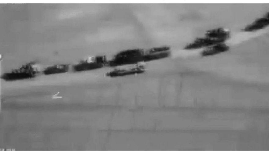 روسیه با تصاویر «جعلی» آمریکا را متهم به حمایت از داعش کرده است