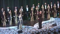 """Égypte : la chorale """"fayha"""" se produit au caire"""