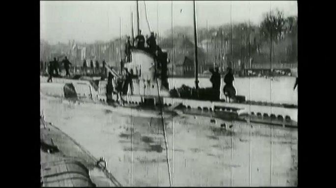 Le U-boot d'Ostende livre ses secrets