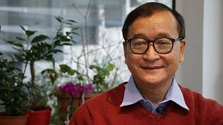 Inside the Paris apartment where Sam Rainsy runs Cambodia's opposition