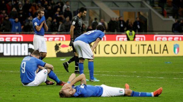 Las instancias futbolísticas italianas se resienten tras quedar la azzurra fuera del Mundial