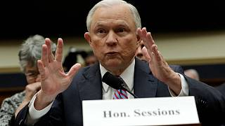 ABD Adalet Bakanı Sessions Kongre'de ifade verdi