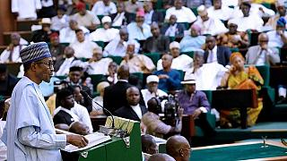 Nigeria's Senate approves Buhari's request to seek $5.5 bln in foreign loans