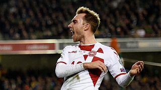 Dinamarca, al Mundial tras golear a Irlanda