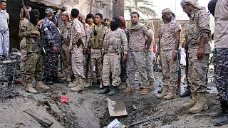 Взрывы в Адене и Сане
