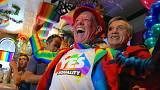 "Австралийцы сказали ""да"" однополым бракам"