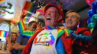 """L'Australie dit """"oui"""" au mariage gay"""