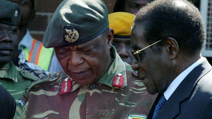 """Mugabe dice estar """"encerrado en su casa"""""""