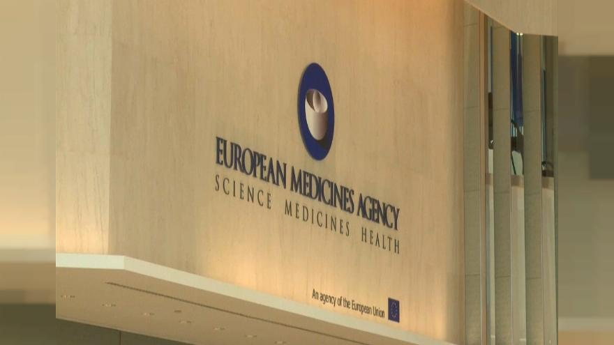 Agência Europeia do Medicamento de malas quase feitas