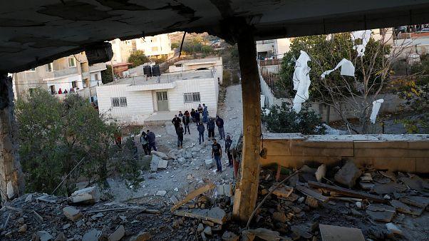 إسرائيل تفجر منزل نمر الجمل منفذ عملية القدس