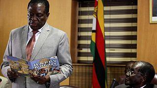 [Mise à jour] Le président zambien Edgar Lungu tente une médiation pour faire démissionner Robert Mugabe