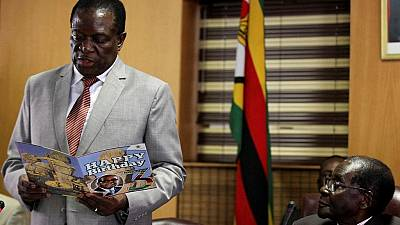 [Mise à jour] Démission de Mugabe : Mnangagwa pourrait assurer l'intérim