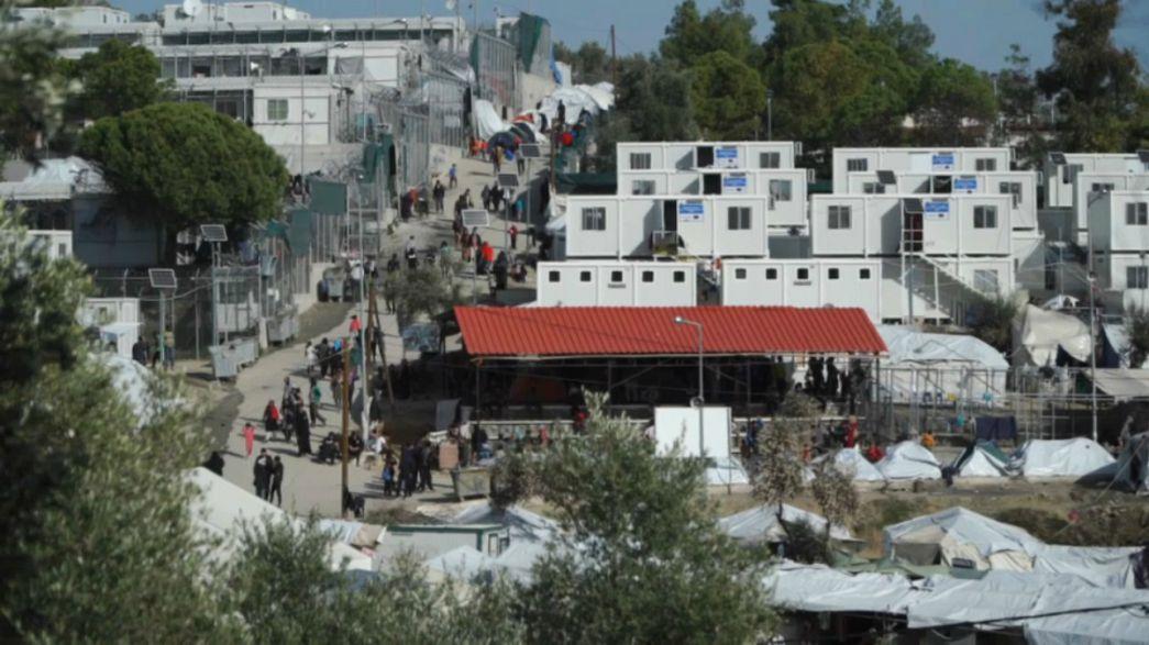 Lesbos: Situação dramática no campo de Moria