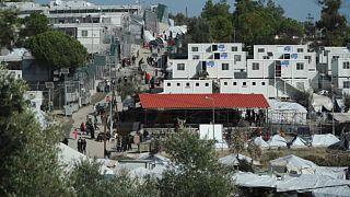 لاجئو جزيرة ليسبوس اليونانية بين حلم حياة أفضل وواقع قاس