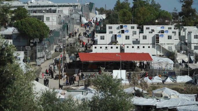 Midilli'de sığınmacıların durumu içler acısı