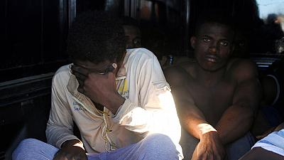 Ghanaians, other African migrants being auctioned in Libya