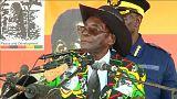 Robert Mugabe, 37 ans au pouvoir