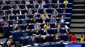 Klare Niederlage Polens im Europa-Parlament