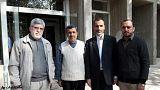 بستنشینی سه نفر از نزدیکان محمود احمدینژاد در شاه عبدالعظیم