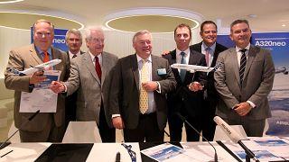 Συμφωνία μαμούθ για αγορά Airbus από την Indigo