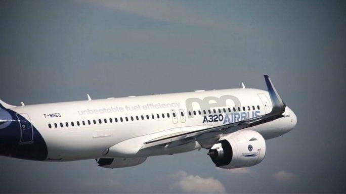 Airbus logra la mayor venta de la historia de la aviación