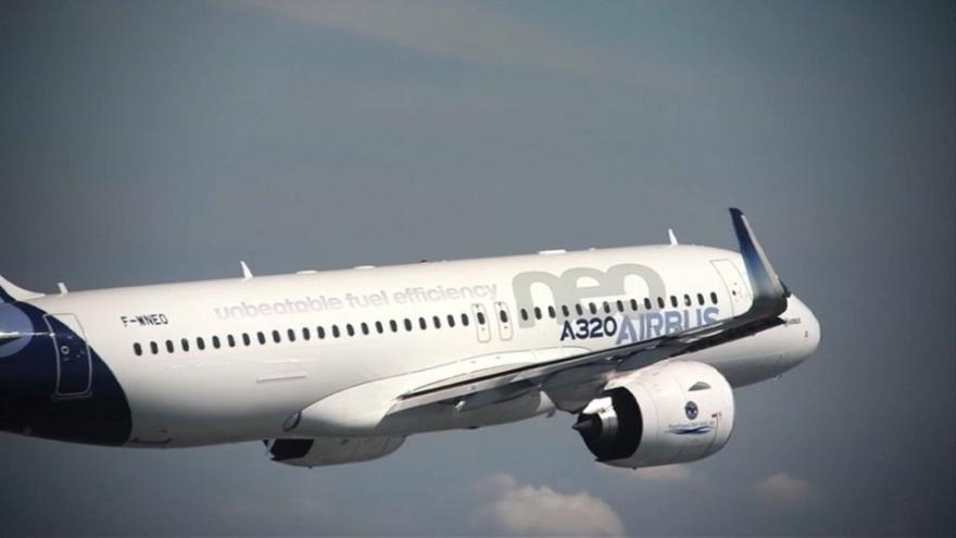 Airbus firma megacontratto
