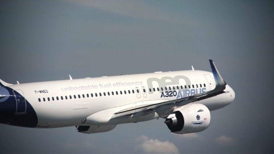 Rekord megrendelés az Airbusnak