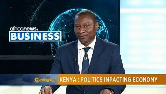 Kenya : politics impacting economy