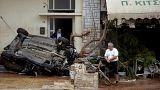 Yunanistan'da sel felaketi