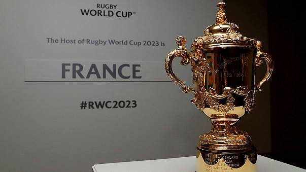 Überraschung: Frankreich richtet Rugby-WM 2023 aus
