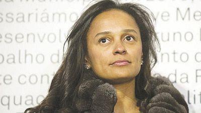 Angola : Isabel dos Santos limogée de la présidence de la compagnie pétrolière nationale