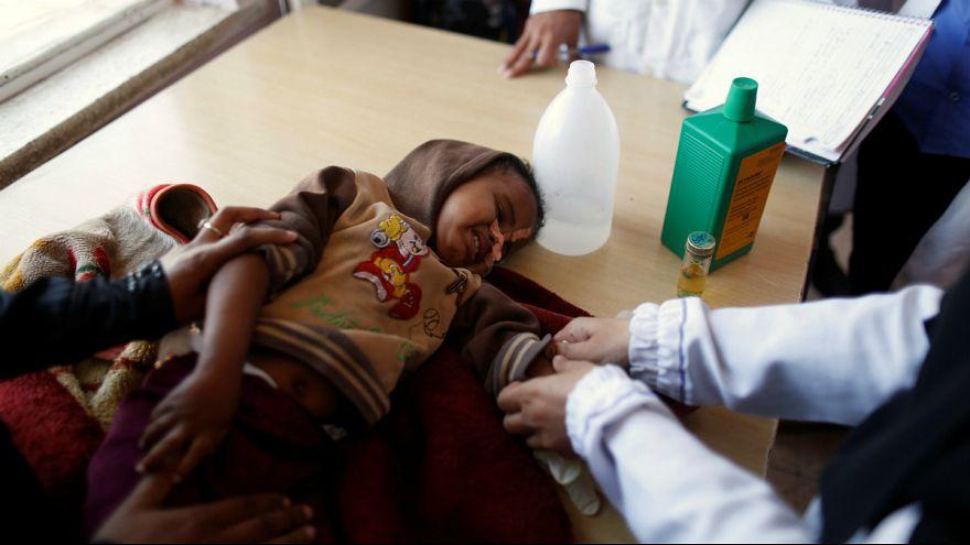 جنگ یمن جان ۴۰ هزار کودک را ستانده است