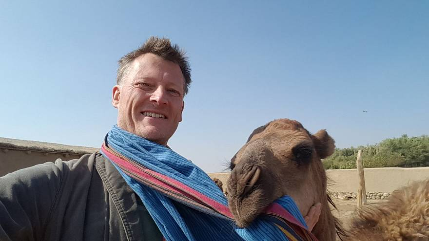 "Missing explorer Benedict Allen is ""safe and well"""