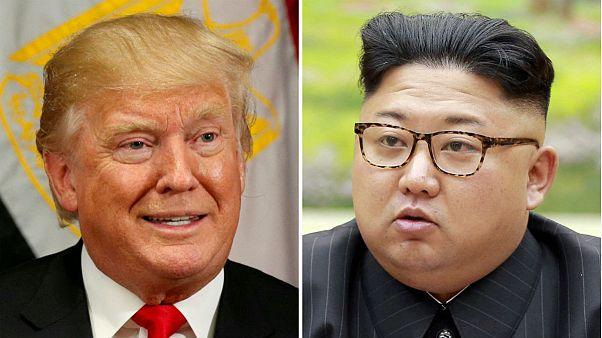 ترامپ در کره شمالی به اعدام محکوم شد