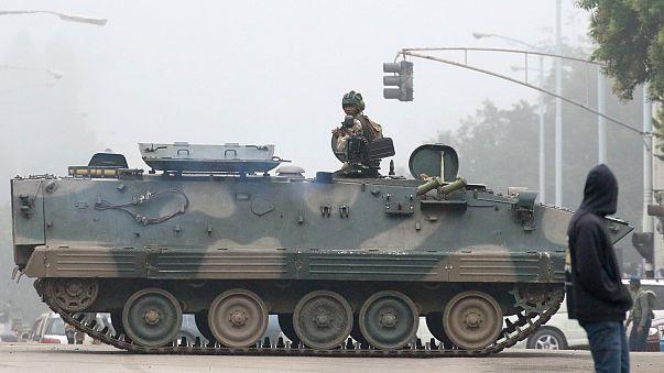 Mugabe aux mains de l'armée