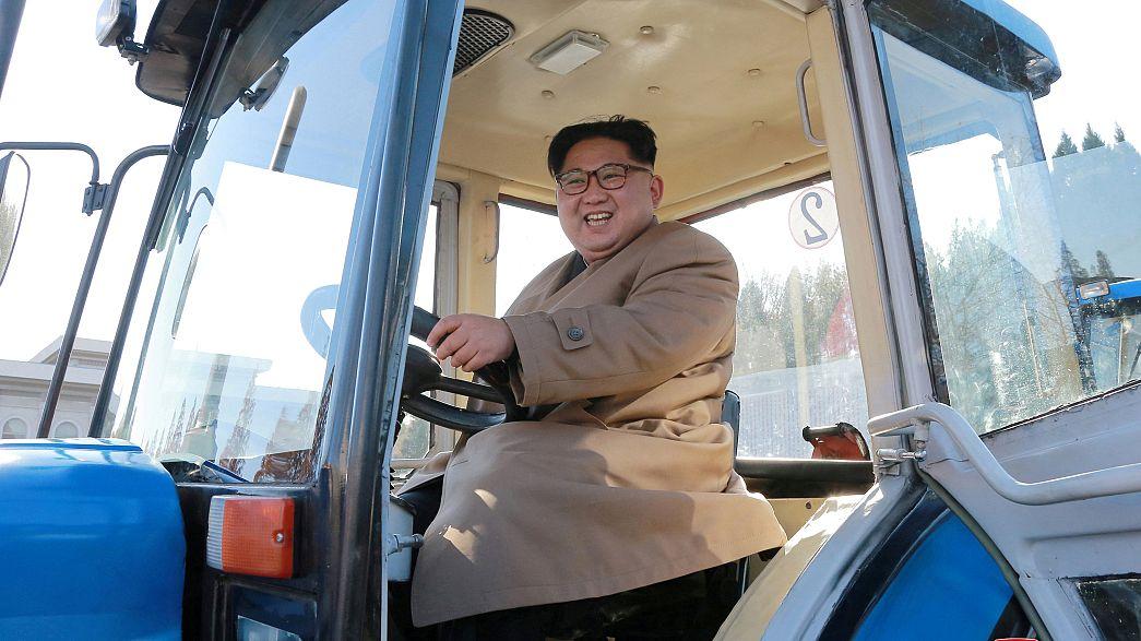 سلاح جديد لزعيم كوريا الشمالية