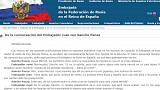 La embajada rusa en Madrid habló con Sancho Panza de las acusaciones sobre la injerencia en Cataluña