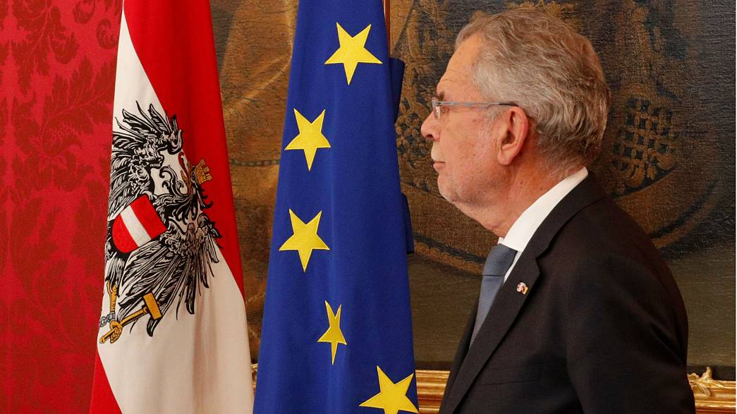 Van der Bellen: Zwei FPÖ-Politiker dürfen nicht Minister werden
