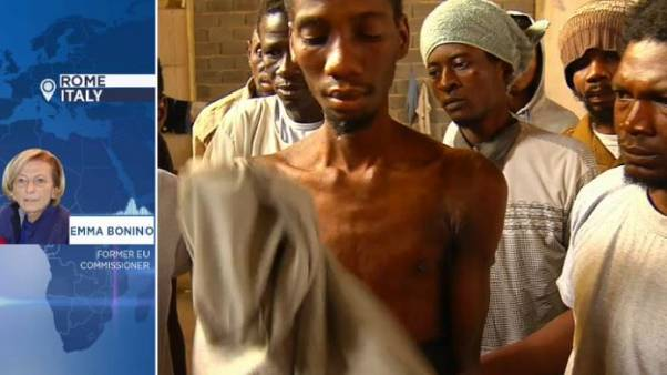 """Migranti: Bonino a Euronews """"spero Italia abbia piano B con Libia"""""""